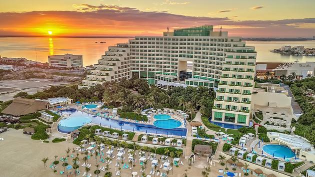 Newly renovated Live Aqua Cancun
