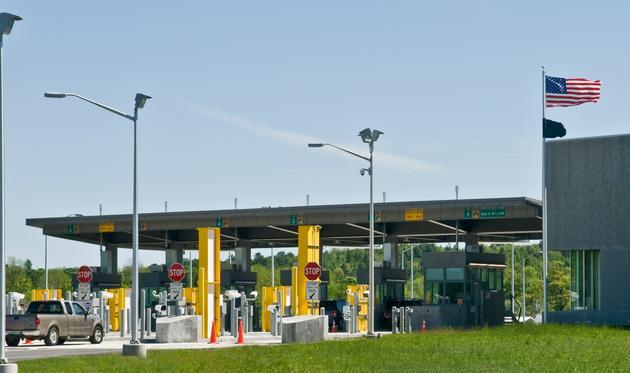 American Border Customs