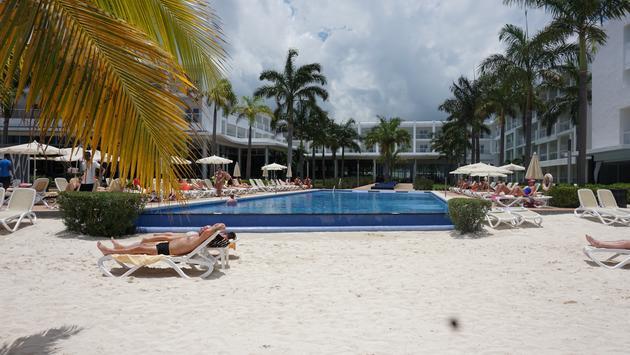 Riu Palace resort in Montego Bay Jamaica