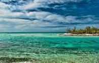 Cat Island, Bahamas.