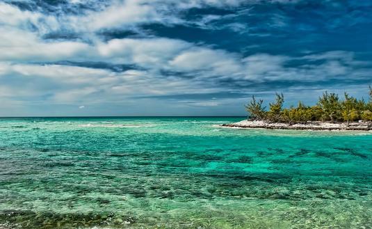 La Isla del Gato en Bahamas (Foto de Trish Hartmann / flickr)
