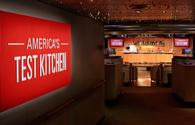 America's Test Kitchen as seen on Holland America Line's Nieuw Amsterdam