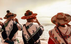 Huicholes in Riviera Nayarit