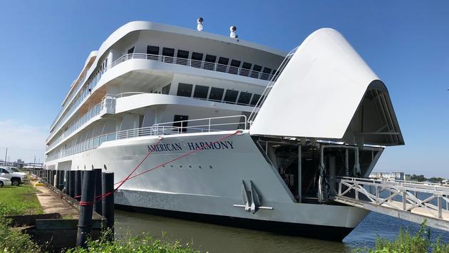 American Cruise Lines - American Harmony