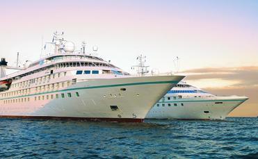 Windstar Star Breeze ship