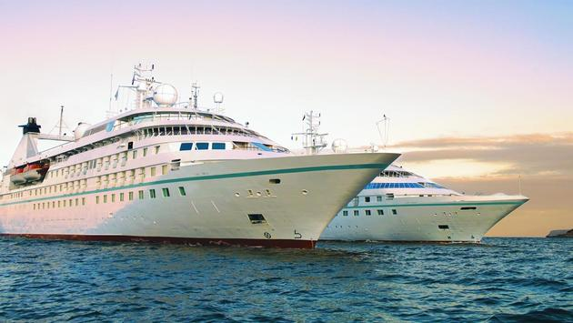 Windstar Star Breeze ship