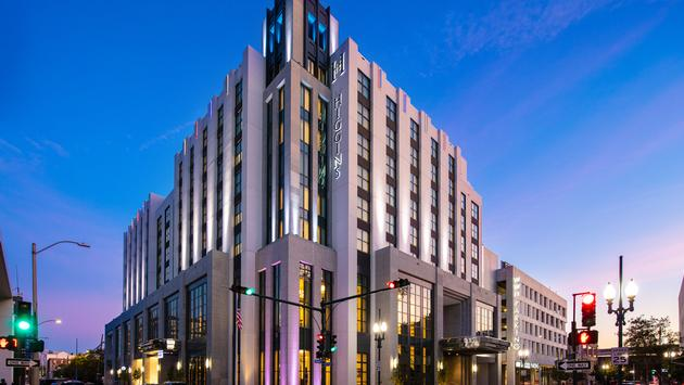 The Higgins Hotel And Conference Center Opens In New