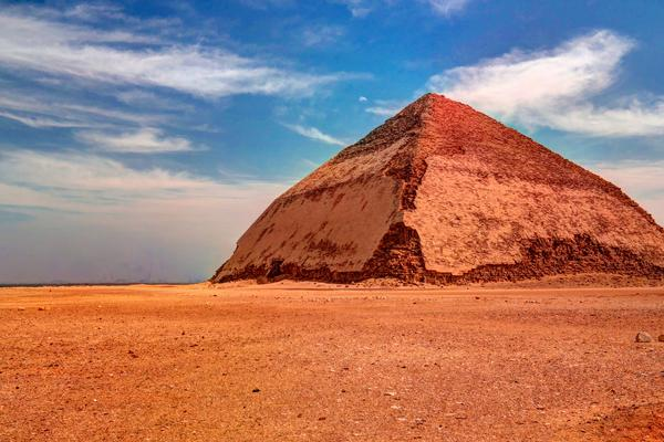 Egypt Opens an Ancient Pyramid to Tourists