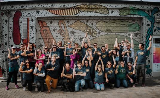 Travel Indie is a community of people who love travel, building online businesses, and connecting with others who 'get it'. (photo courtesy of Debra Schell)