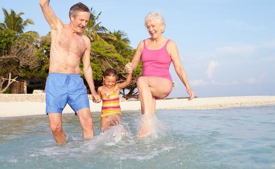 Multi-Generational Travel, Kids, Grandparents