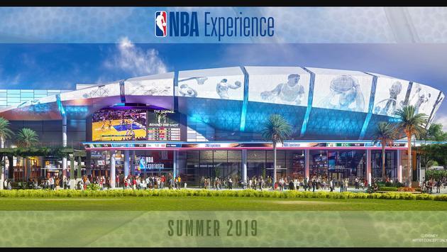 The NBA Experience, Orlando
