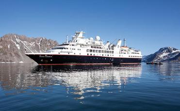 Silversea Explorer ship
