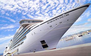 Seabourn, Seabourn Encore, cruise