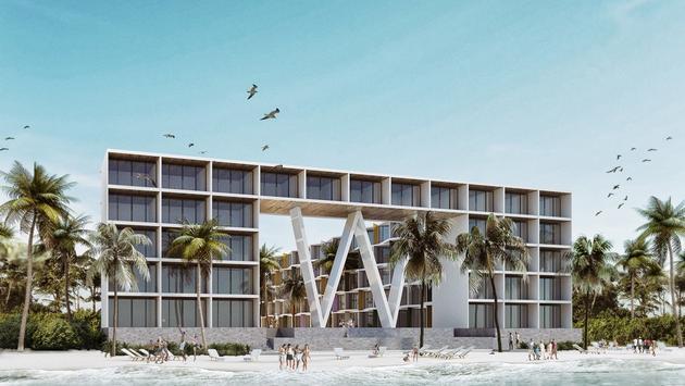 W Playa del Carmen