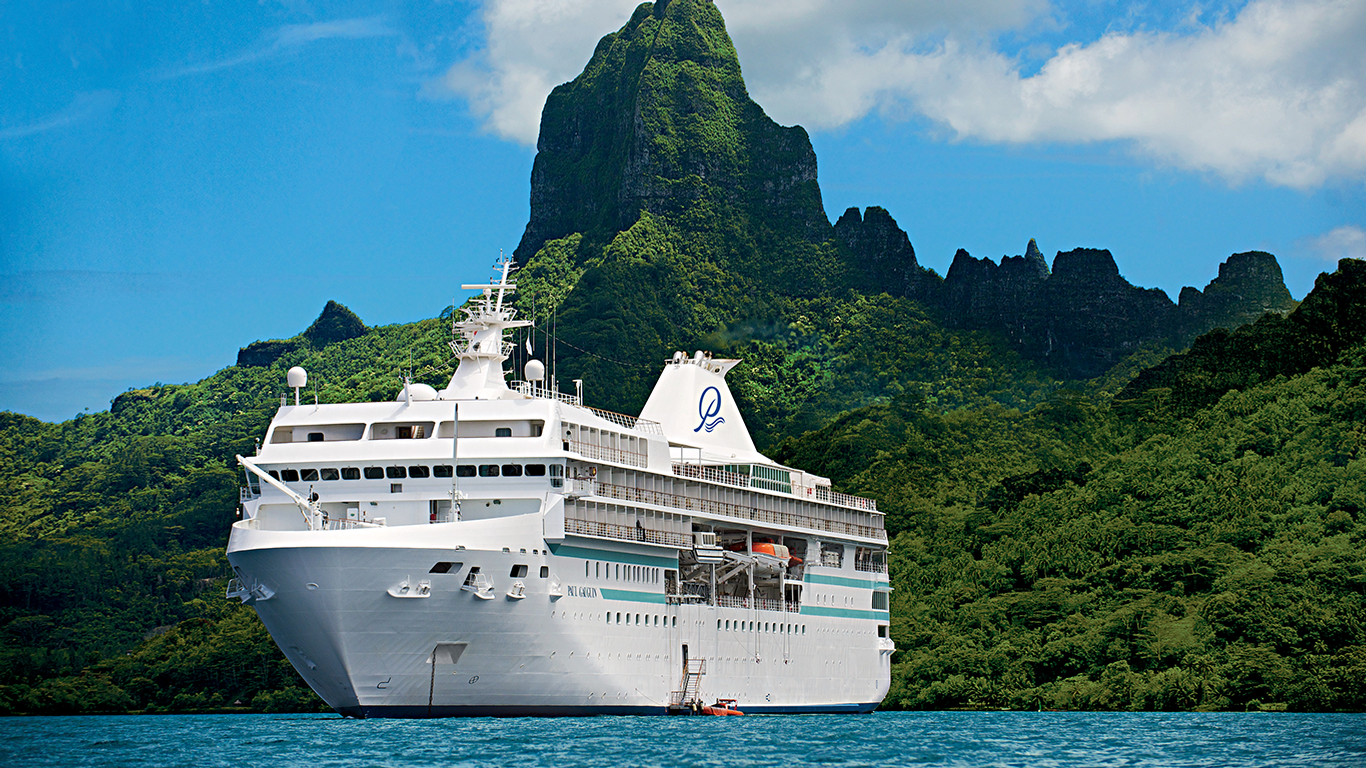 Don't Miss Paul Gauguin Cruises Special Celebration Offer