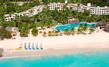 Starfish Jolly Beach - Aerial (PHOTO: Photo via Blue Diamond Resorts)