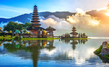 pura ulun danu bratan temple in Bali (PHOTO: Photo via tawatchaiprakobkit / iStock / Getty Images Plus)