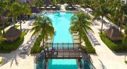 Swimming Pool at Paradisus La Perla