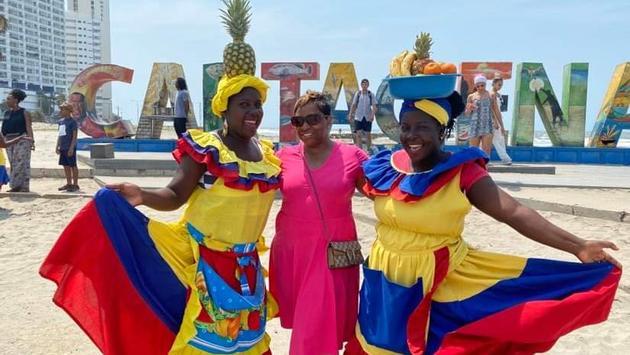 Jemica Archer, travel agent, Cartagena, TruBlue Travels