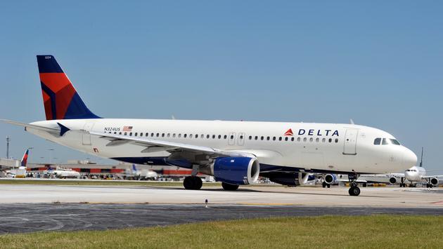 Delta Airbus A320