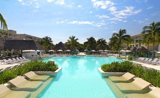 Paradisus Playa del Carmen La Perla Swimming Pool