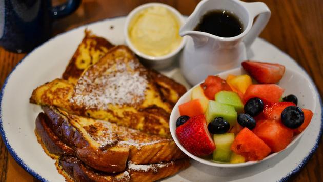 Breakfast at Orlando World Center Marriott