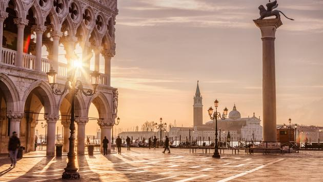 Venice, Italy, Europe, Canals