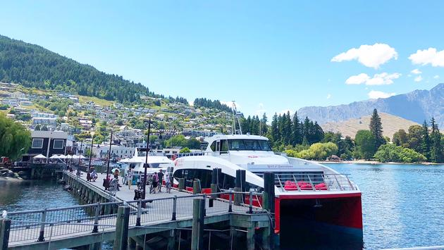Spirit of Queenstown, New Zealand
