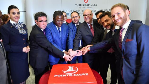 Turkish Airlines vole au Congo