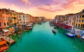 Venice Canal, Italy, Europe