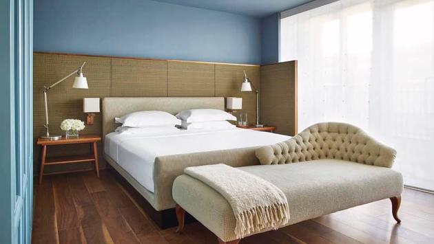 Une chambre au Park Hyatt Washington