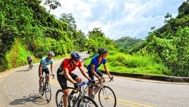 Saddle Skedaddle - new bike tour company