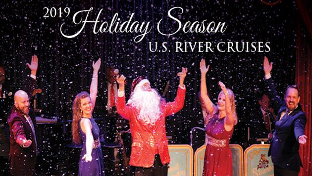 Feel the Joy on one of AQSC's American Music Holiday Cruises