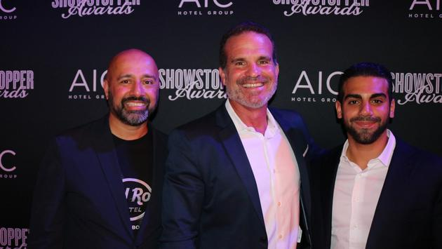 AIC Hotel Group at the 2019 AIC Hotel Group Showstopper Awards at Hard Rock Hotel Los Cabos