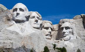 Mount Rushmore in South Dakota's Black Hills