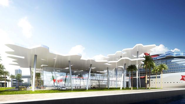 Virgin Voyages new Miami terminal