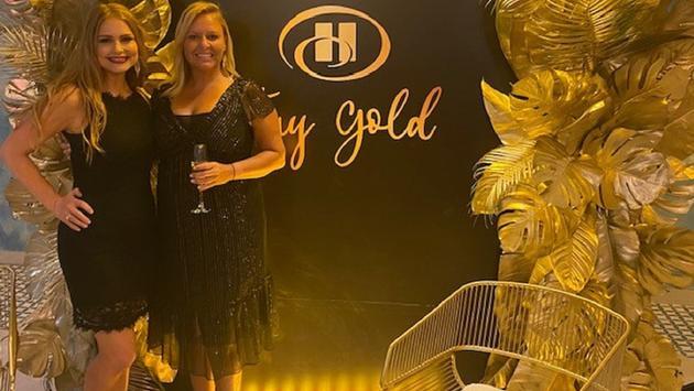 Playa host gold event