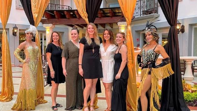 Gold Event at The Yucatan Resort Playa Del Carmen