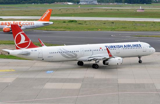 Turkish Airlines A321-231