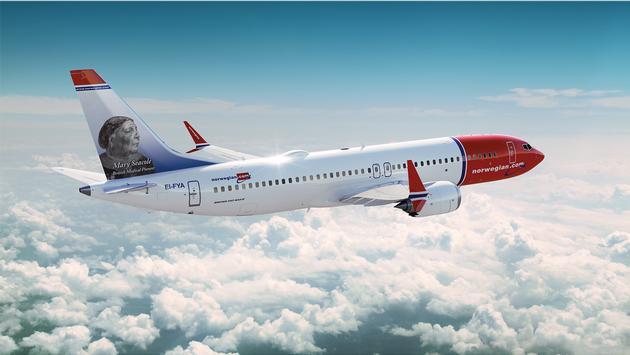 Norwegian Air 737 Max