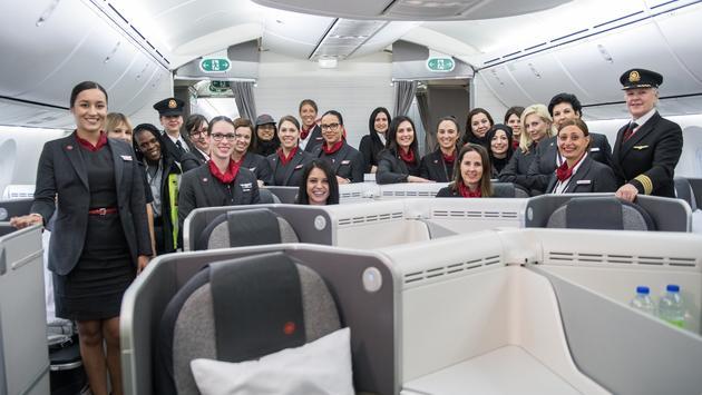 Journée internationale de la femme 2019 - Air Canada