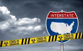 iStock/Getty Images Plus/gguy44Interstate travel quarantine restrictions.