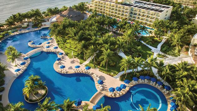 Save up to 52% and Receive $200 in Instant Savings at Azul Beach Resort Riviera Cancun, by Karisma