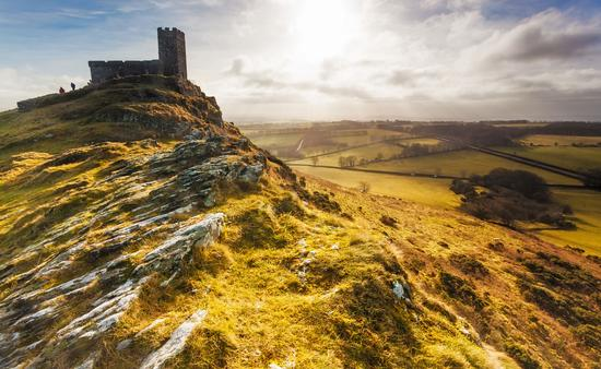 Brentor, Dartmoor National Park, Devon
