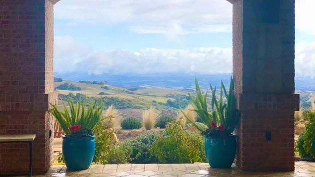 Magnificent Views from DAOU Winery & Vineyards