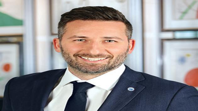 Federico Berardinucci nommé directeur des ventes pour l'est du Canada chez Uniworld