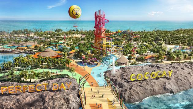 CocoCay, Royal Caribbean