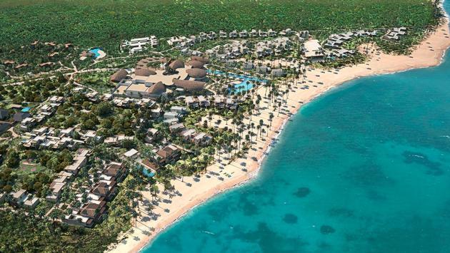 Le Village Michès Playa Esmeralda.