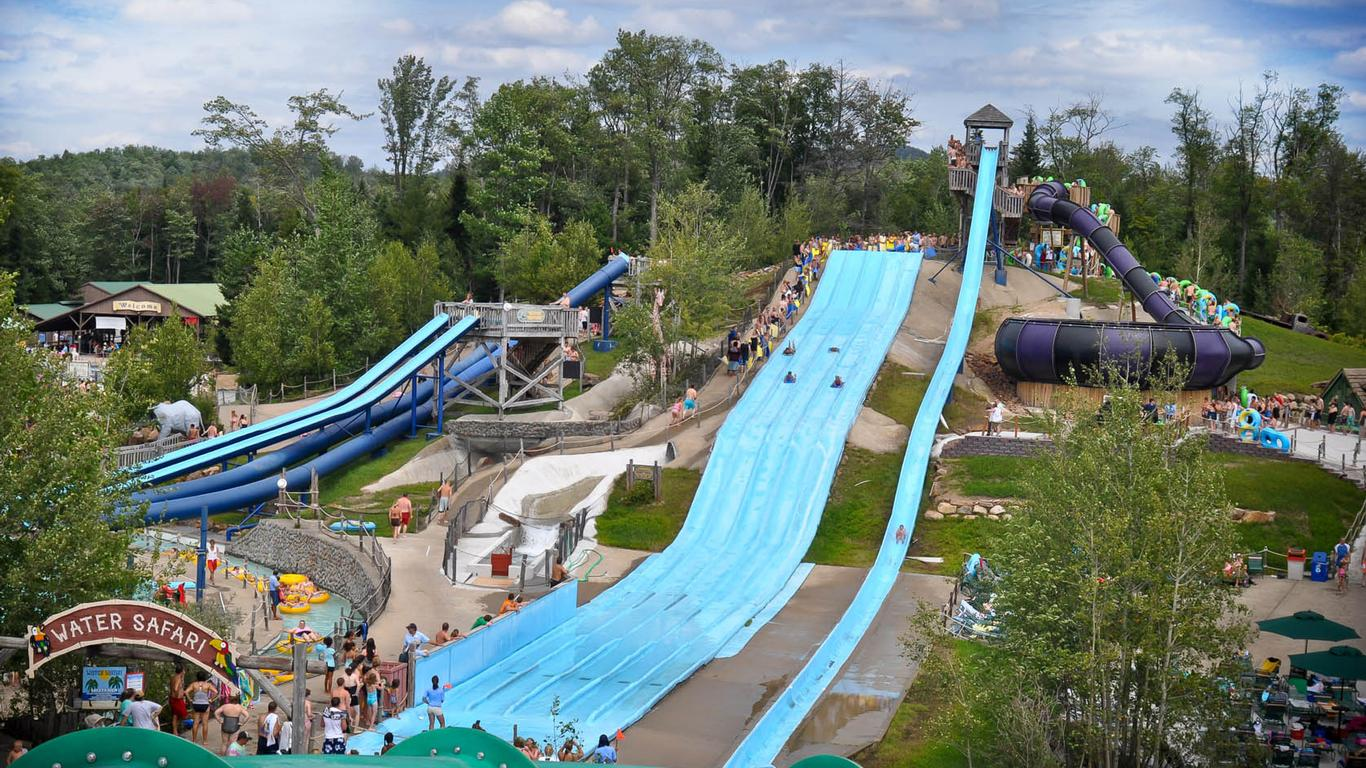 New York Makes Investment in State's Largest Water Park