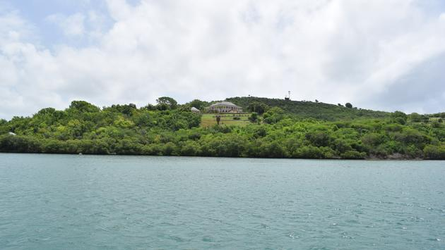 Clarence House, Antigua